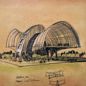 Rheingold Pavilion, Kahn and Jacobs