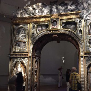 Paper Arch