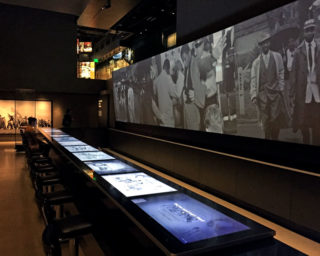 Lunch Counter Interactive