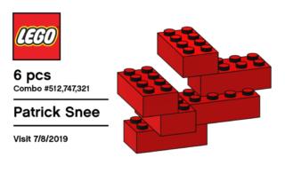 LEGO House combination