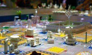 LEGO House city