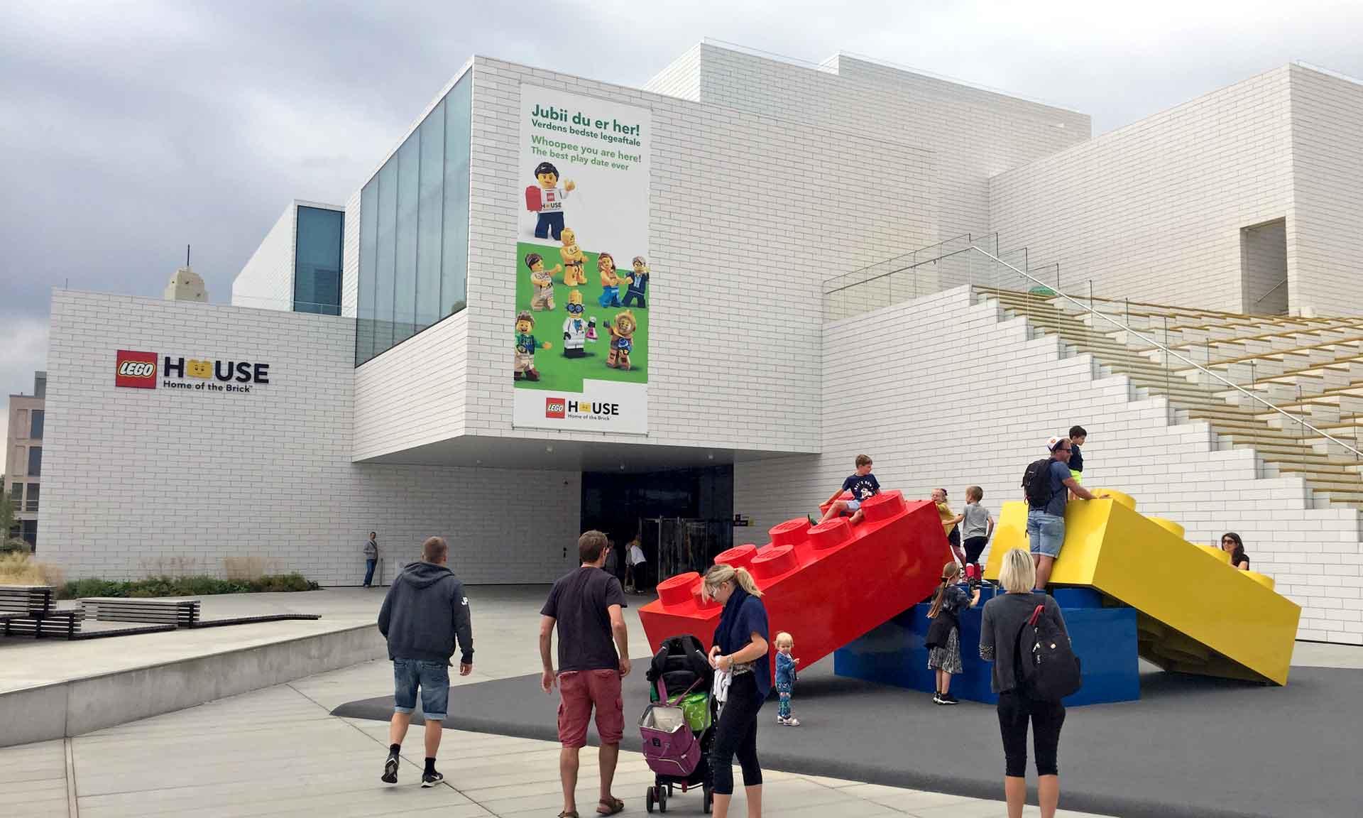LEGO House exterior