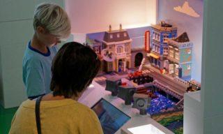 LEGO House story lab