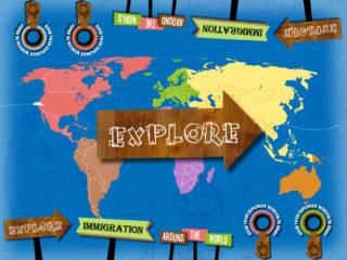 Ellis Island interactive